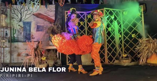 Junina Bela Flor - Piripiri