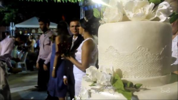 Cidade Junina - Casamento coletivo com 274 casais