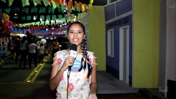 Festival de quadrilhas e Hiran Delmar na Cidade Junina 2017